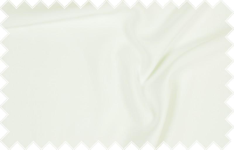 Čistě bílá kalhotovka, oblekovka s elastanem, š.140 cm