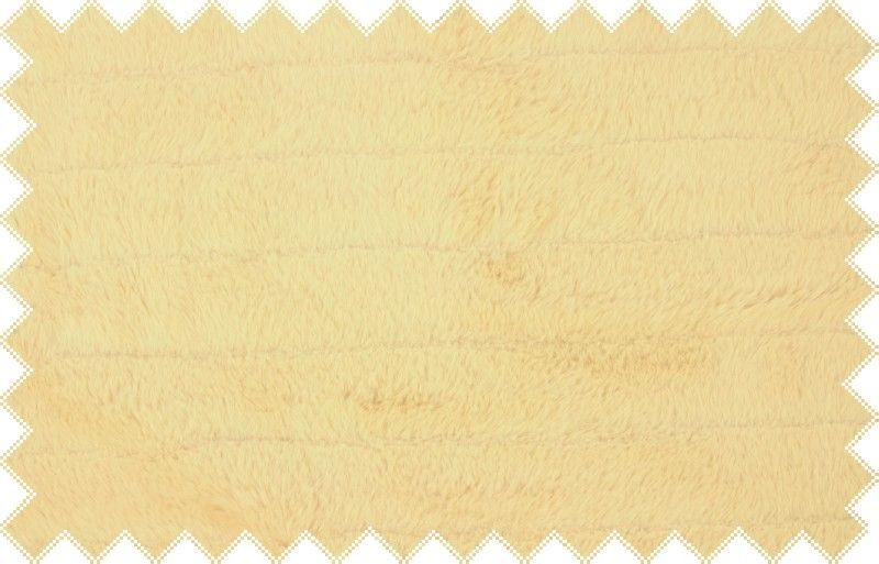 Smetanová kožešina, š.150 cm