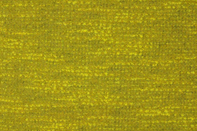 Žlutá vlněná buklé látka,š.150 cm