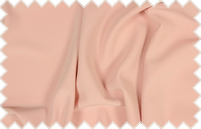 Starorůžová kalhotovka, oblekovka s elastanem, š.140 cm