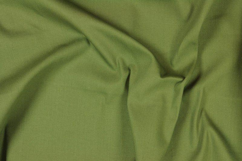 Khaki plátno s elastanem, š.125 cm