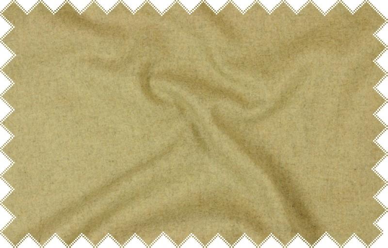 Béžová vlněná látka, š.160 cm