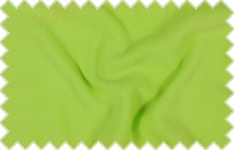Jasně zelený silnější fleece