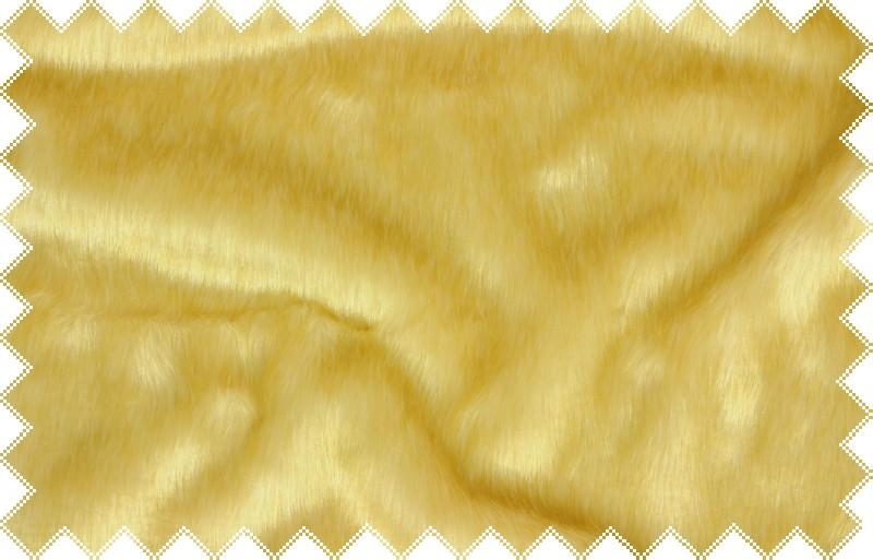 Béžová kožešina, š.170 cm